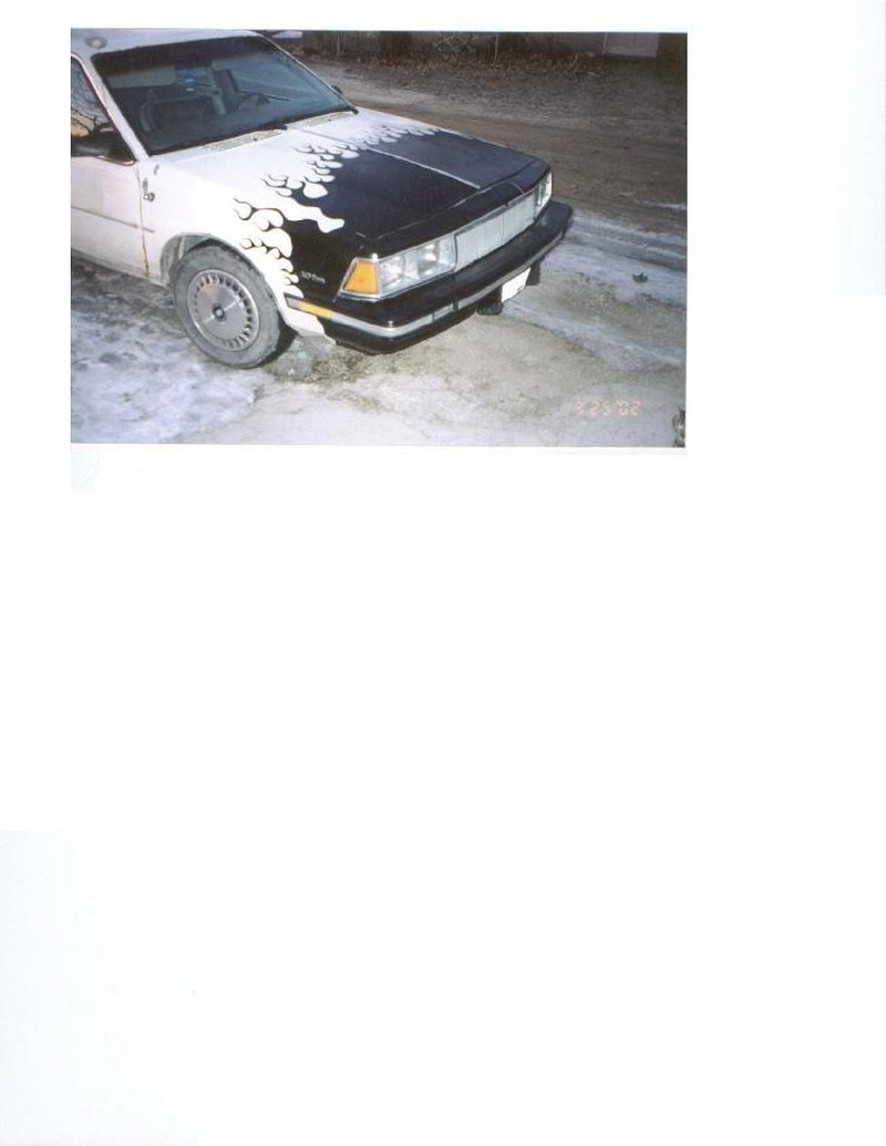 insanemazdas 1985 Buick Lesabre photo