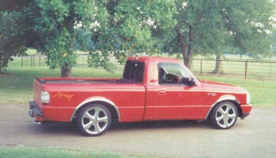 ScrapinChevy00s 1999 Ford Ranger photo