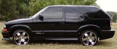 blznxtrm2s 2001 Chevy Blazer Xtreme photo thumbnail