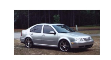 BdyDrpdRngrs 2001 Volkswagen Jetta photo thumbnail