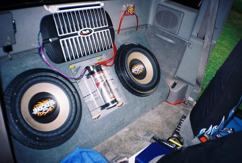 GlOwN 96s 1996 Ford Ranger photo