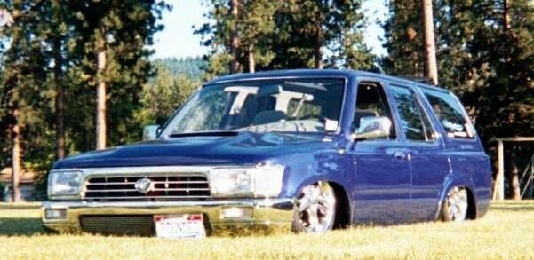 ivrunninglows 1994 Toyota 4Runner photo