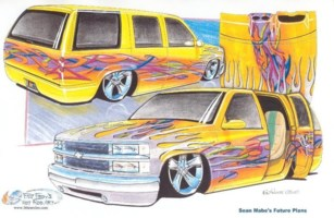 1LOHOEs 1996 Chevrolet Tahoe photo thumbnail