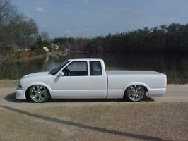 s10withcaddyss 1998 Chevy S-10 photo thumbnail