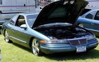 drgnrkrs 1995 Lincoln Mark VIII photo thumbnail
