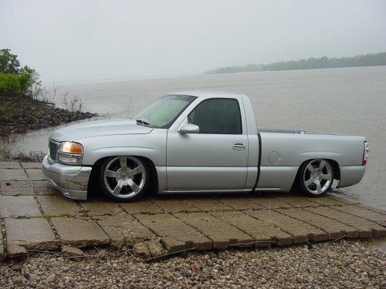 3dkustomss 1999 GMC 1500 Pickup photo