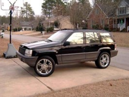 bwl101s 1995 Jeep Grand Cherokee photo thumbnail