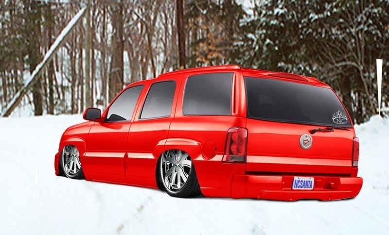 CamberSantas 2003 Cadillac Escalade photo