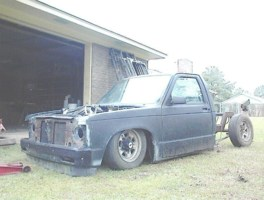 stickboys 1990 Chevy S-10 photo thumbnail