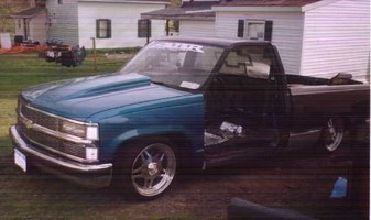 Sik1500s 1998 Chevy C/K 1500 photo thumbnail