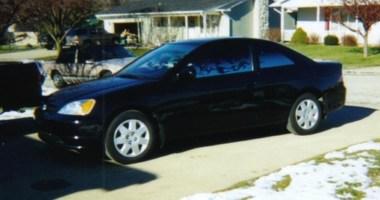 Cassidys 2001 Honda Civic photo thumbnail