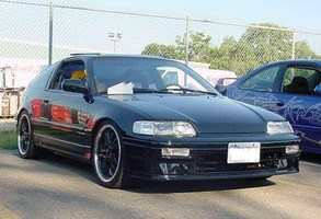Crxguy89s 1989 Honda CRX photo thumbnail