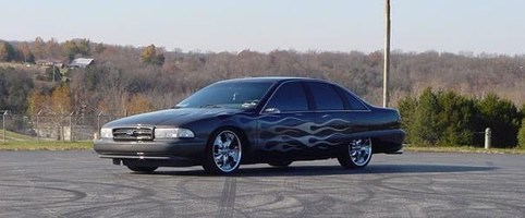 riceburner94rs 1991 Chevy Caprice photo thumbnail