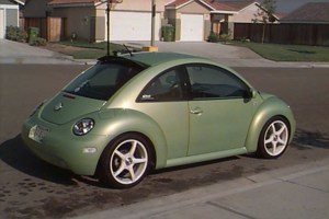 TurboBugEBugs 2001 Volkswagen Bug photo thumbnail