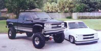 HiChevys 1995 Chevy Full Size P/U photo thumbnail