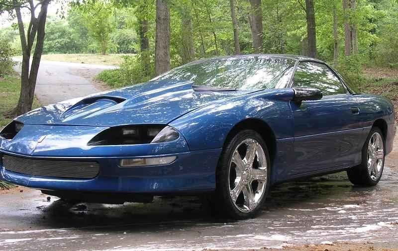 CamaroDans 1995 Chevy Camaro photo