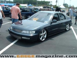 BIG TIMEs 1997 Honda Accord photo thumbnail