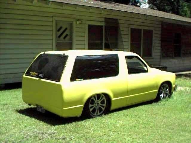 bigryans 1985 Chevy S-10 Blazer photo