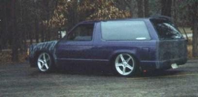 bigryans 1985 Chevy S-10 Blazer photo thumbnail