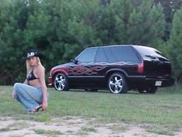 blazens 1996 Chevy S-10 Blazer photo thumbnail