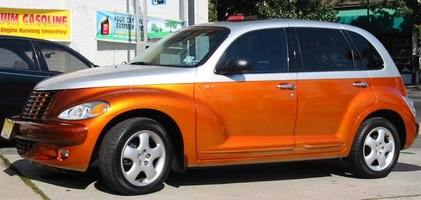 lowlovas 2001 Chrysler PT Cruiser photo thumbnail