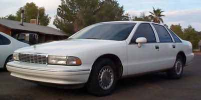 minitrucker88s 1994 Chevy Caprice photo thumbnail