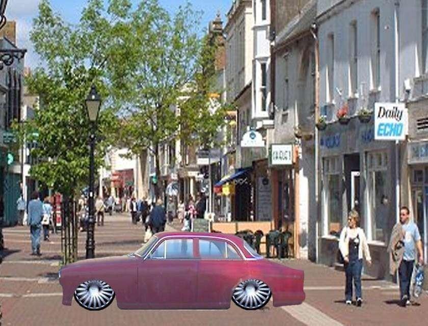 WrInKoLss 1964 Volvo V70 T5 photo