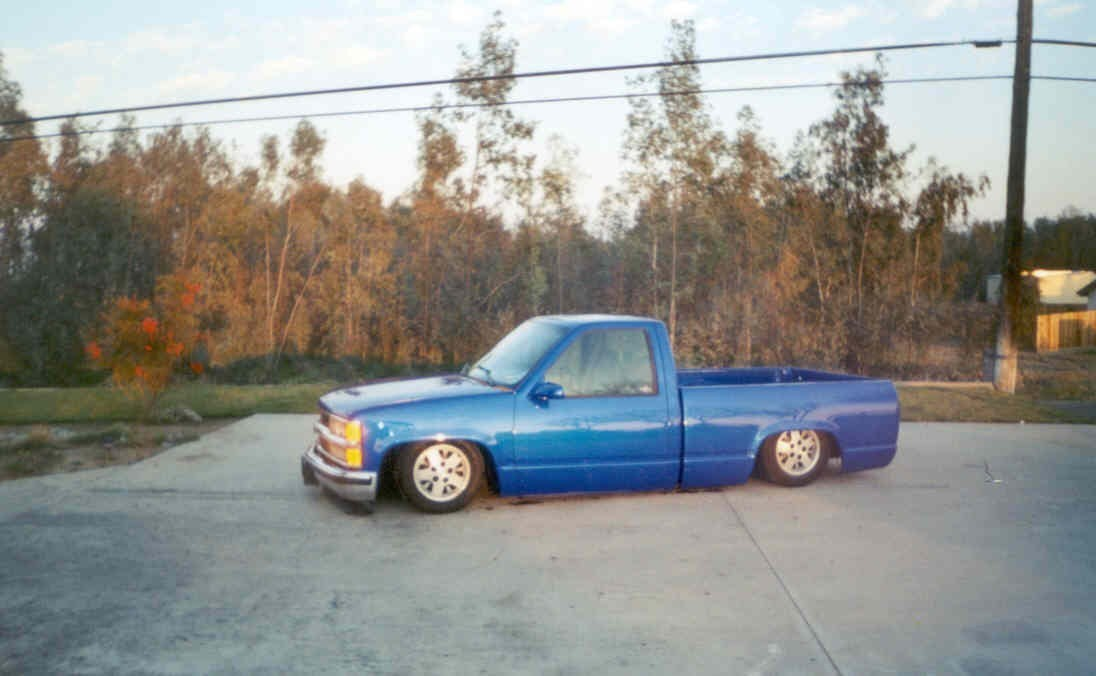 drag4beers 1997 Chevy Full Size P/U photo