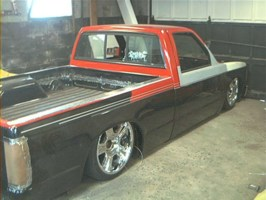 built to drags 1983 Chevy S-10 photo thumbnail