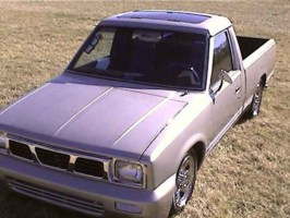 daddeomes 1985 Nissan  720 photo thumbnail