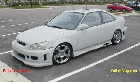 sarusans 1998 Honda Civic photo