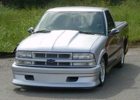SuperchargedS10s 1999 Chevy S-10 photo thumbnail