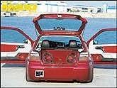 xavi gils 1995 Volkswagen Golf photo
