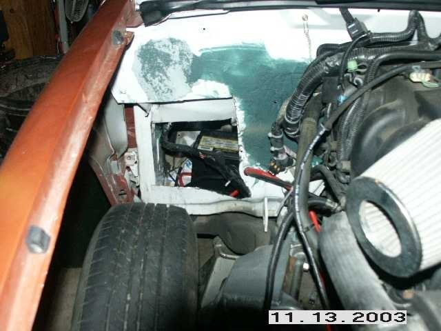 IMLOWERs 2002 Chevy S-10 photo