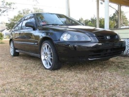 aalwrdcivics 1996 Honda Civic Hatchback photo thumbnail