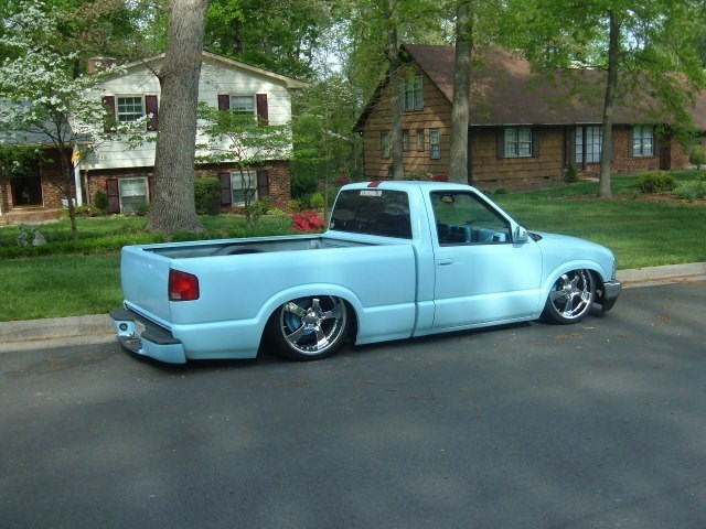 sadexcuse4s10s 1995 Chevy S-10 photo