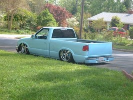 sadexcuse4s10s 1995 Chevy S-10 photo thumbnail