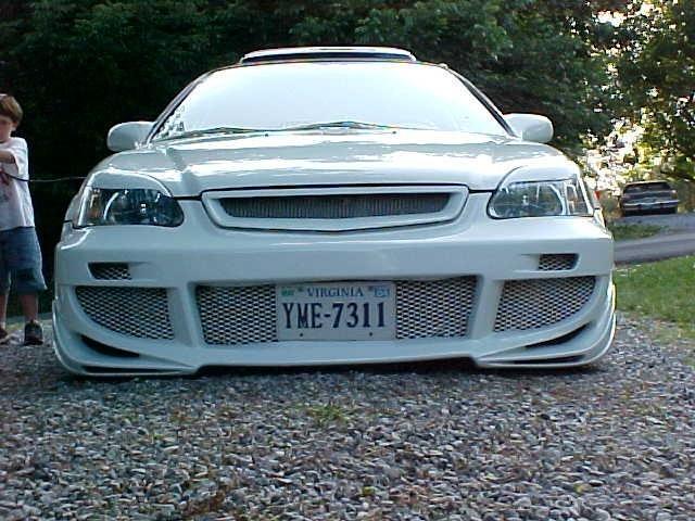 00CivicGirls 2000 Honda Civic photo