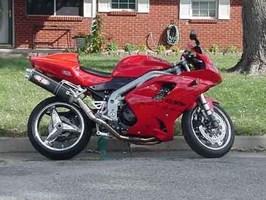 TunedUps 2002 Show Bikes Triumph photo thumbnail