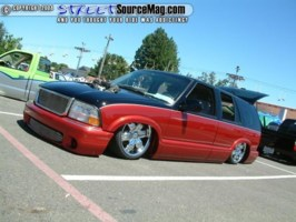 rues 1997 Chevrolet Blazer photo thumbnail