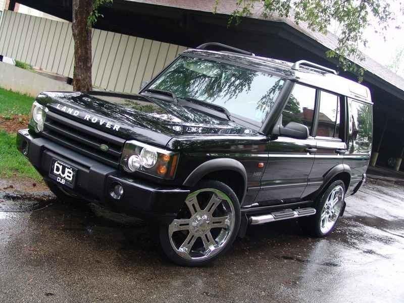 dragnmazs 2003 Land Rover 4.6 photo