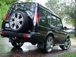 dragnmazs 2003 Land Rover 4.6 photo thumbnail