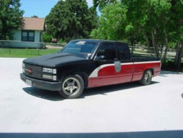 IROCSPEEDs 1991 Chevy Full Size P/U photo thumbnail
