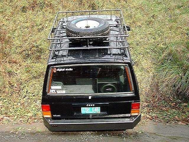 Cruznlos 1996 Jeep Cherokee photo