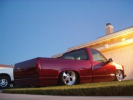 chevydriver5k5s 1997 Chevy C/K 1500 photo thumbnail