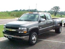 Rocket xXx Sciences 2002 Chevy Dually photo thumbnail