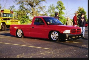 BAGGED90s 1998 Dodge Dakota photo thumbnail