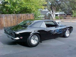 Nothing Stocks 1968 Chevy Camaro photo thumbnail