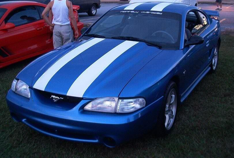 95stangs 1995 Ford Mustang photo