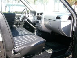 vens 1994 Nissan Hard Body photo thumbnail